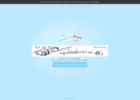 Sketchport online drawing
